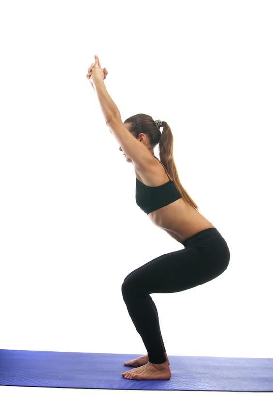 picture How To Do The Utkatasana And What Are Its Benefits