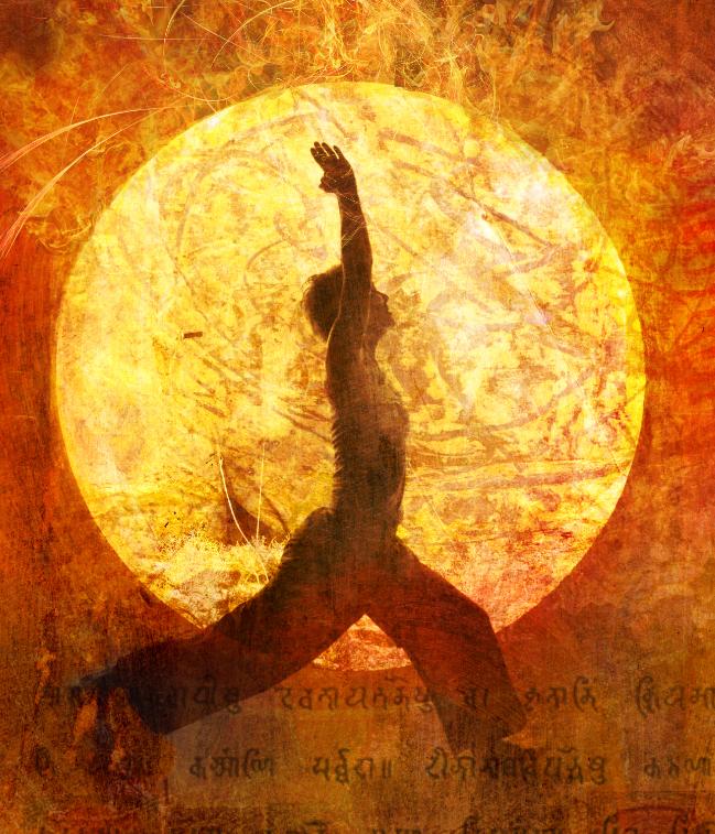 Asana and Tantra Yoga